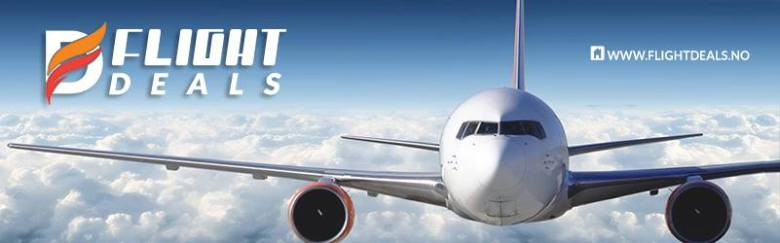 flight deals Now or never torsdag 26 September 2019 tilbud 3 oktober 2019