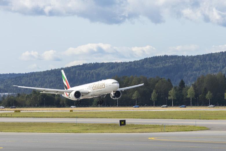 Emirates planlegger oppstart