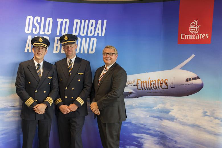 Emirates kan feire fem