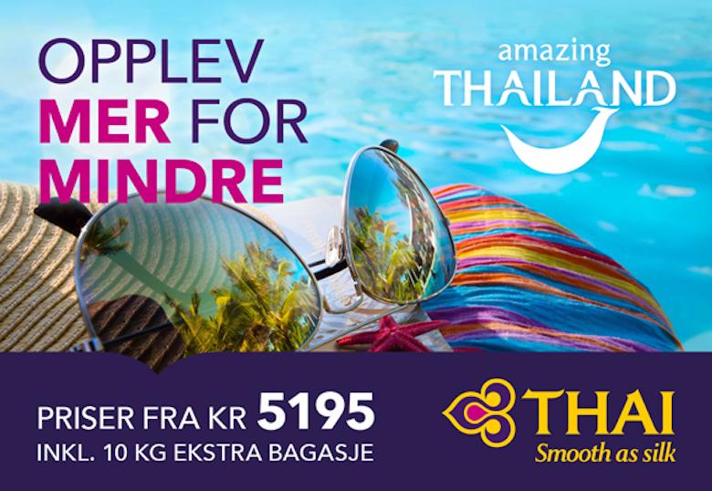 Kampanje hos Thai Airways