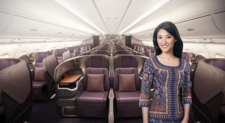 Singapore Airlines reduserer