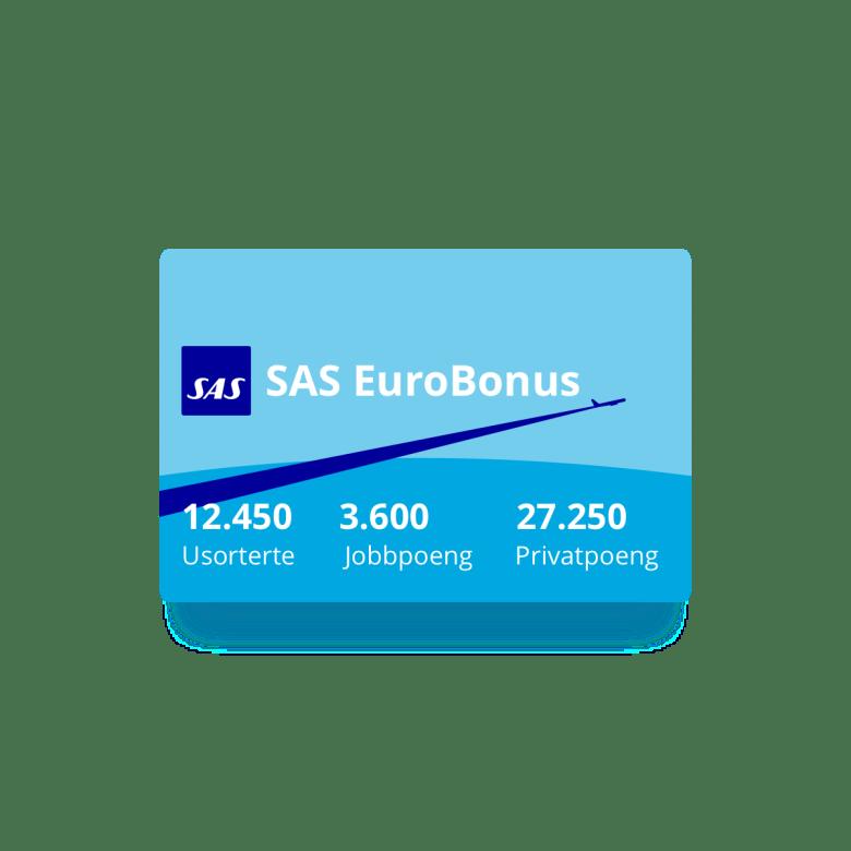 skatterapportering av bonuspoeng