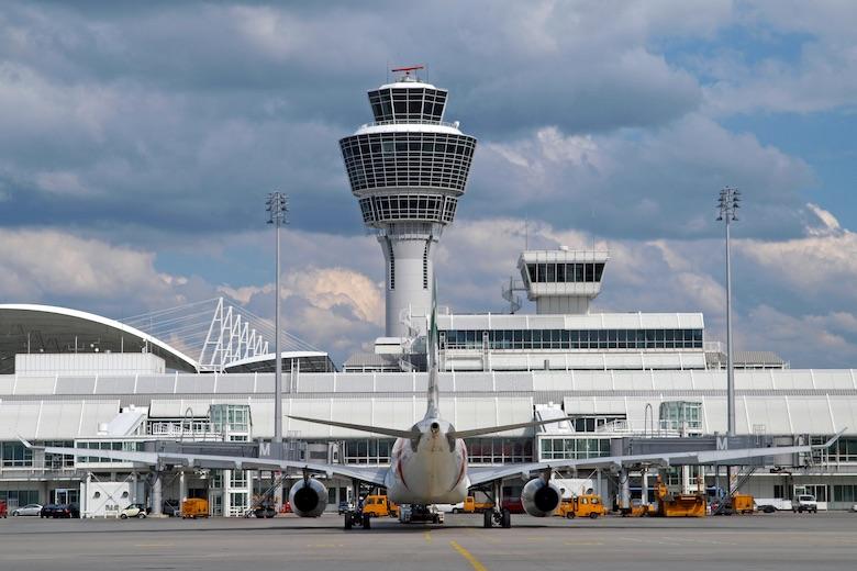 A380 til München