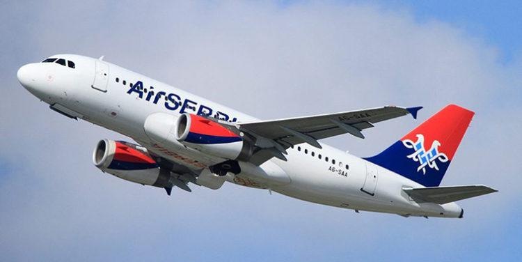 Air Serbia tilbake