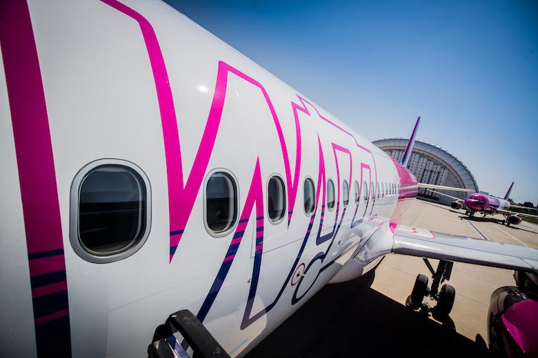 Wizz Air åpner
