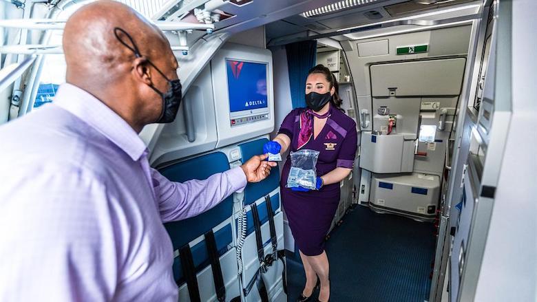Delta Air Lines og Alitalia