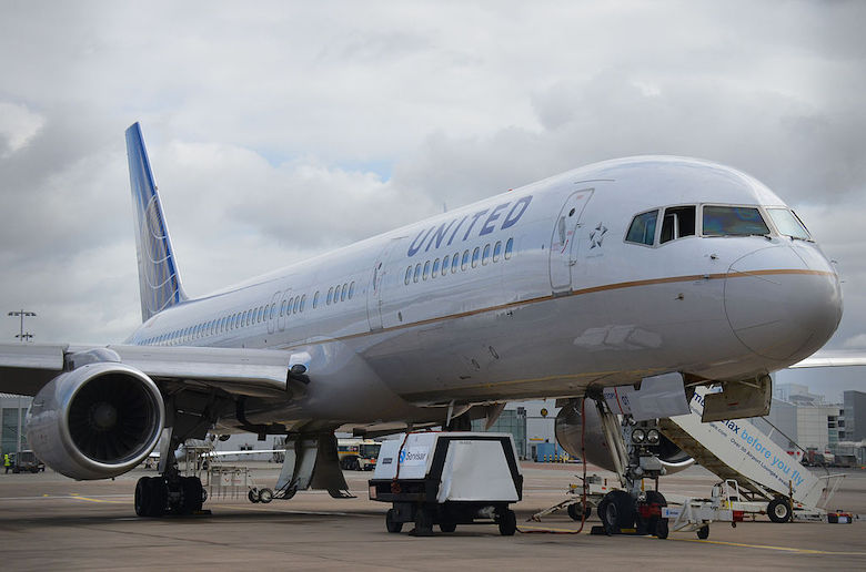 Star Alliance partner United Airlines