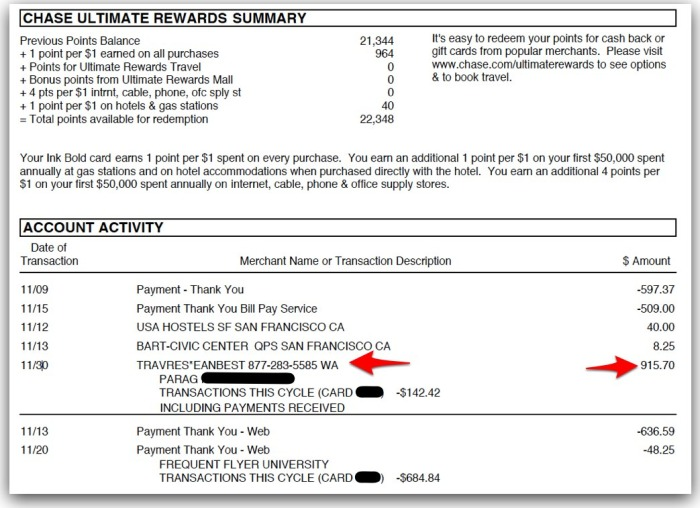 Always Check Your Credit Card Statements For Fraud - Frequent