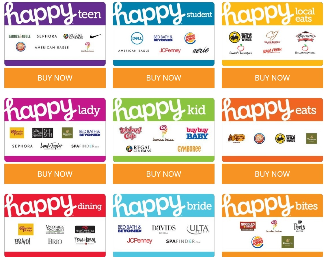 Not So Happy Negative Changes Coming To Happy Gift Cards