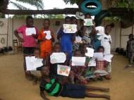Activités culturelles avec les enfants