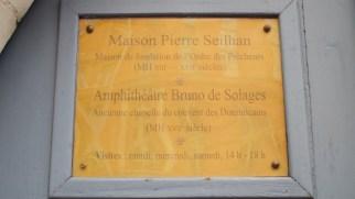 Maison Pierre Seilhan à Toulouse.