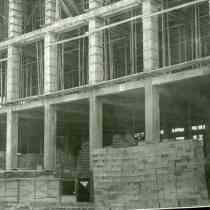 Juvenat Champagnat Construction 14