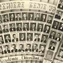 Academie commerciale, Chicoutimi - Groupes 223