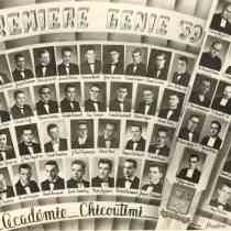 Academie commerciale, Chicoutimi - Groupes 232