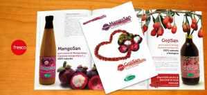 sales folder integratori alimentari erboristici