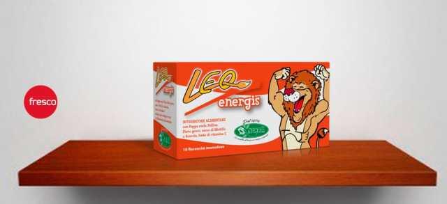 packaging LEO ENERGIS