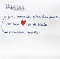 Frese & Wolff – Markenstrategie Workshop – Öffentliche Versicherung – Persönlichkeit