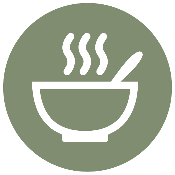 soup bowl icon