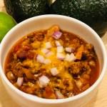 Chipotle Adobo Instant Pot Chili
