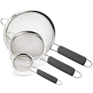 Mesh Strainer Set of 3
