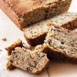 Grain-Free Banana Walnut Bread