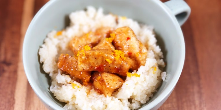 Instant Pot Grain-Free Orange Chicken