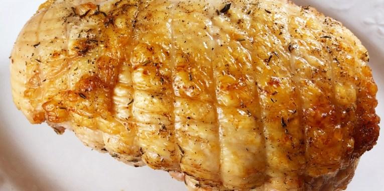 Oven Roasted Turkey Breast