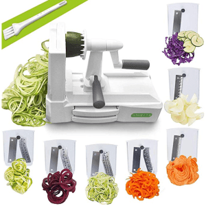 Vegetable Spiralizer 7-Blade