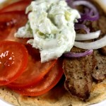 Easy Homemade Turkey Gyros