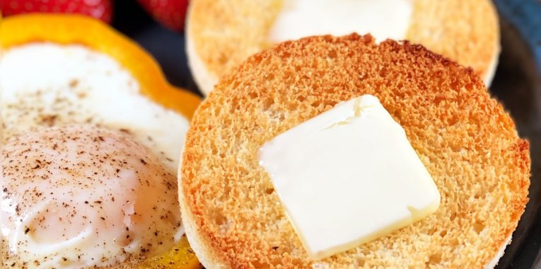 Grian-Free English Muffins