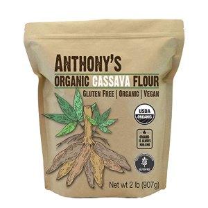 Anthony's Organic Cassava Flour 2 lb