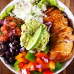 Grain-Free Chipotle-Lime Burrito Bowl