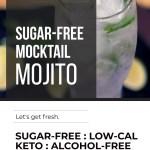 SUGAR-FREE MOJITO MOCKTAIL