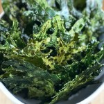 Crispy Spiced Kale Chips