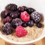 Very Berry Grain-Free Porridge