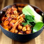Smoky Jackfruit Chili