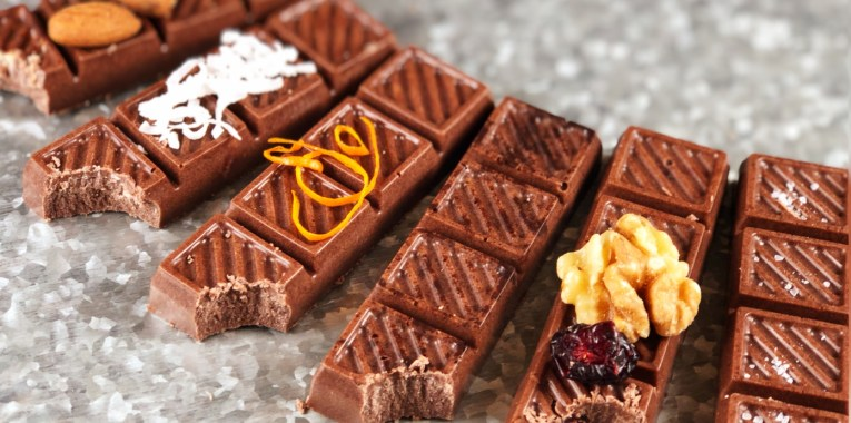 Sugar-Free Chocolate Bars