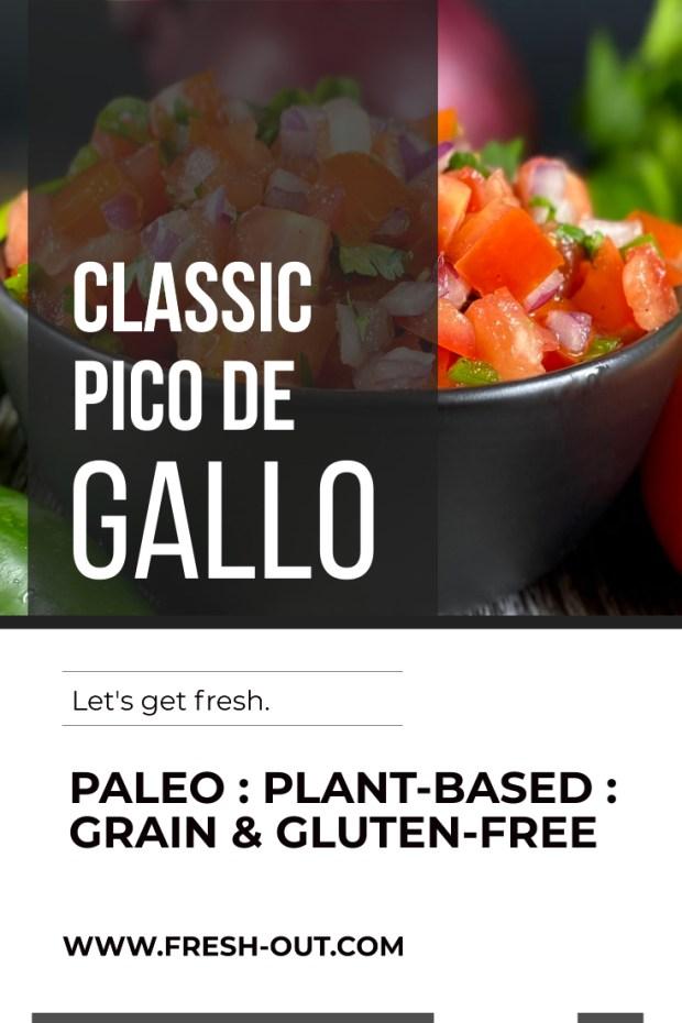 CLASSIC PICO DE GALLO