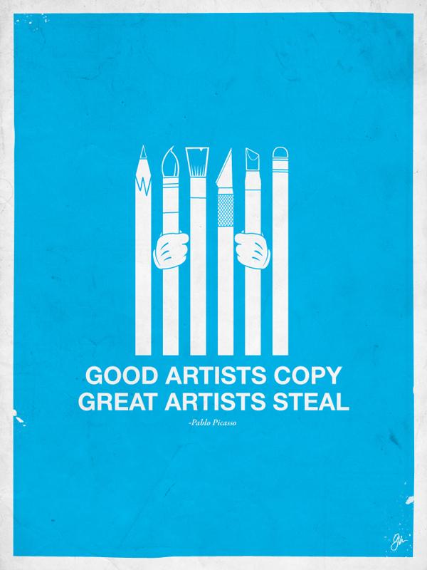 Moxy Creative x Pablo Picasso