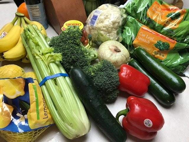 getting in shape- nailing the nutrition