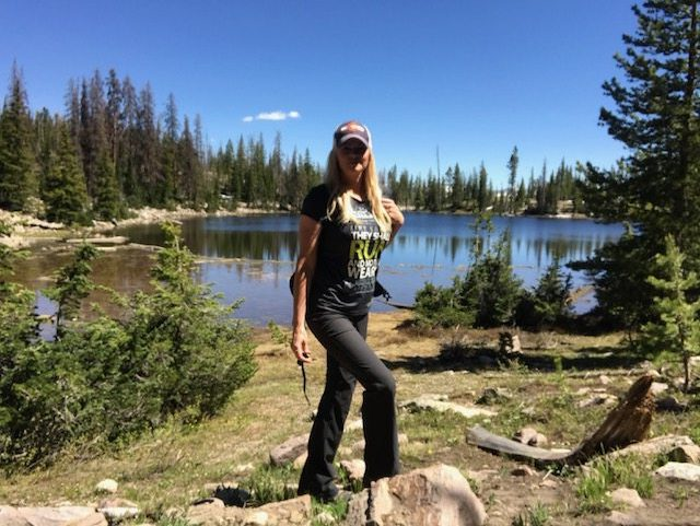 Day Trip Hike In Utah with video; Fresh Air and False Lashes