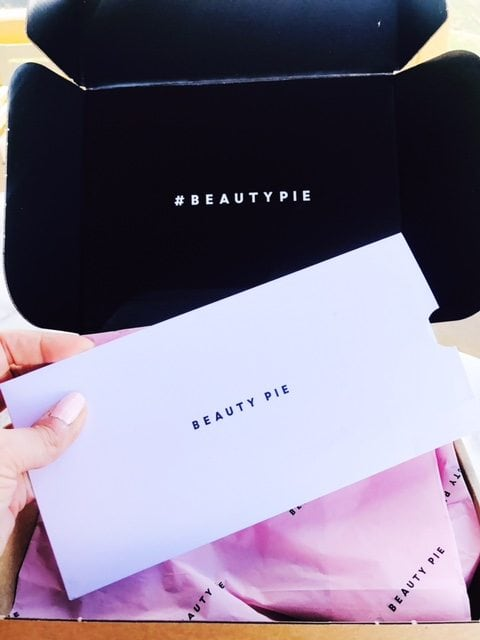 Beauty Pie: Luxury skincare at factory prices! You're welcome.