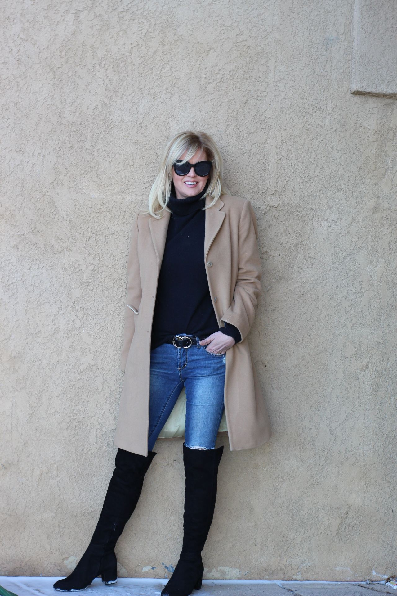 The winter outfit to get you through the rest of the winter!