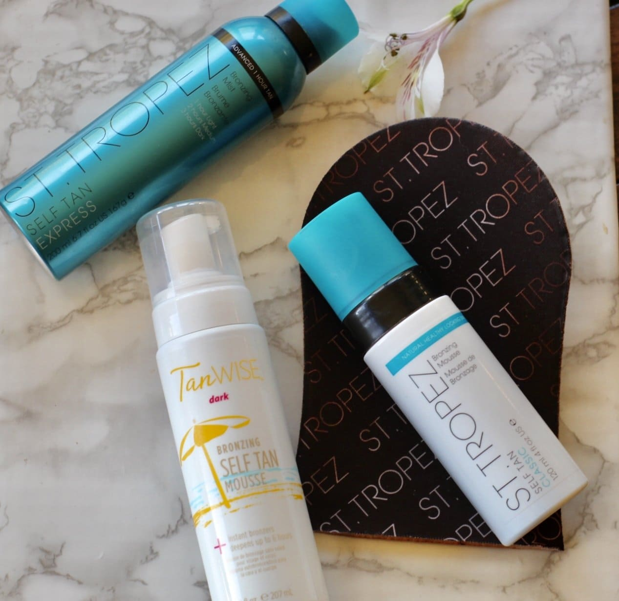 How to apply self-tanner. A step by step fail proof guide. #self-tanner