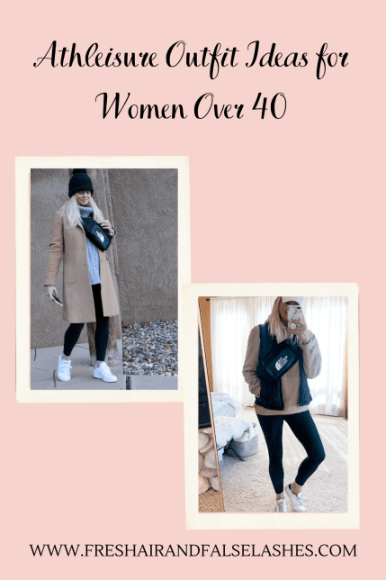 ATHLEISURE OUTFIT IDEAS