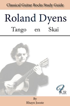 Tango en Skai (Roland Dyens) Cover