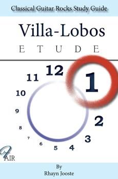 Etude 1 (villa-Lobos) study guide