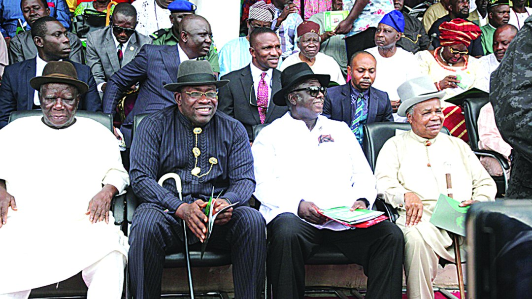 Dickson, Jonathan, Clark, Nwodo, Falae, others task FG on the forth coming Nigeria Election