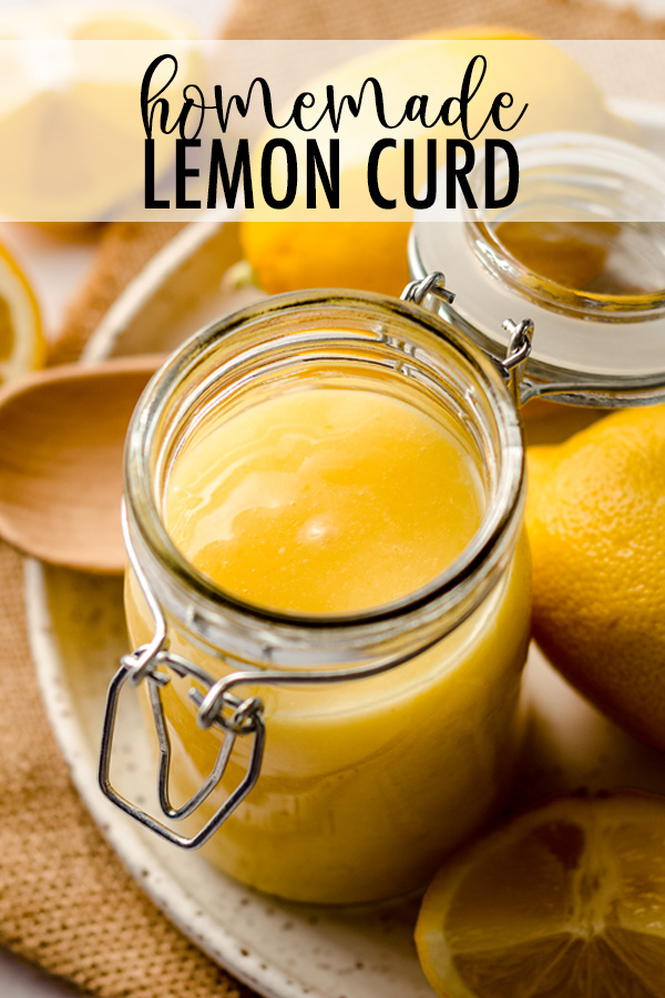 Tart and sweet lemon curd, ready in just 10 minutes. Great for filling cakes, pies, and cupcakes, or using as a spread.