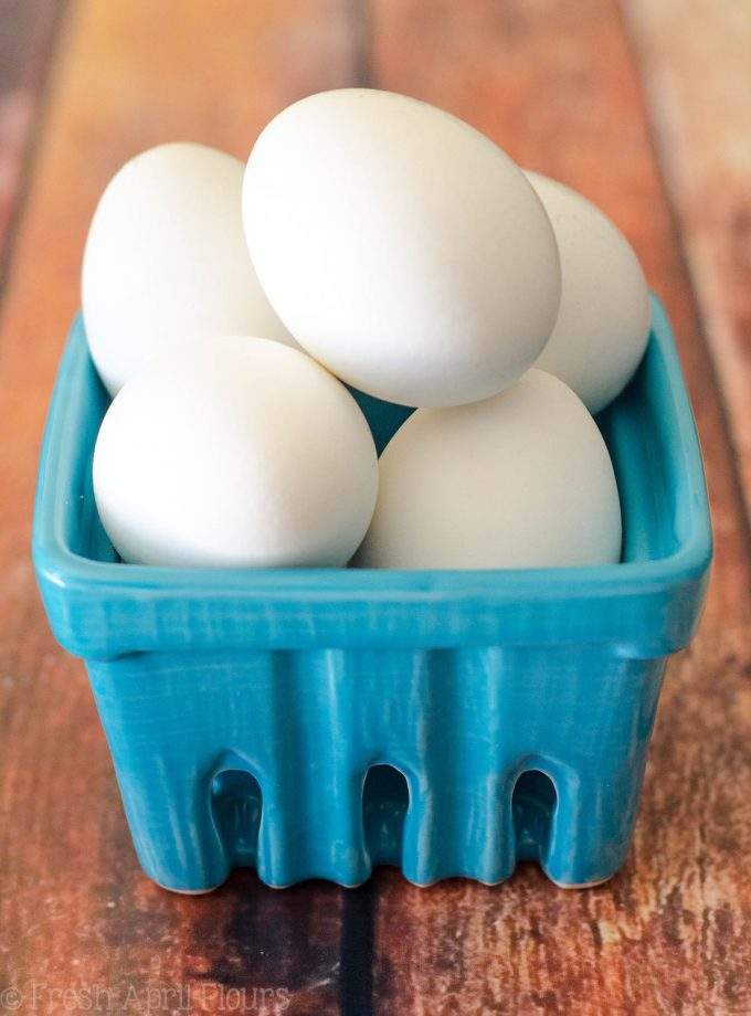 Instant Pot Perfect Hard Boiled Eggs: The 7-7-7 rule gets hard cooked eggs that are easy to peel and the perfect texture every time!
